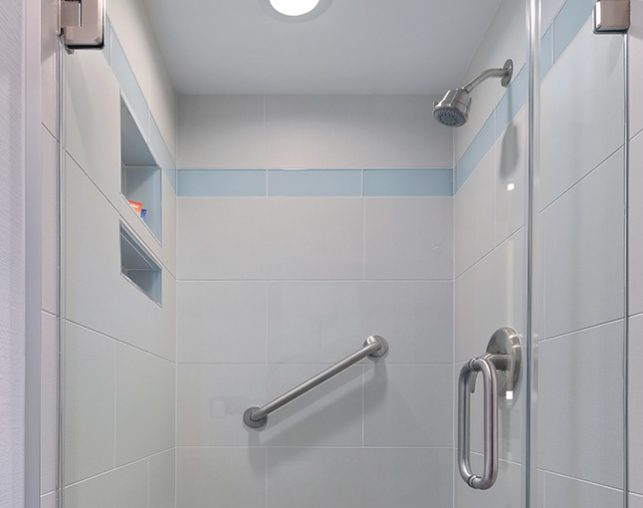 ADA Shower Only Bathroom