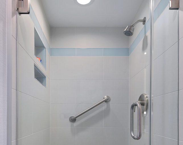 ADA Shower Only Bathroom