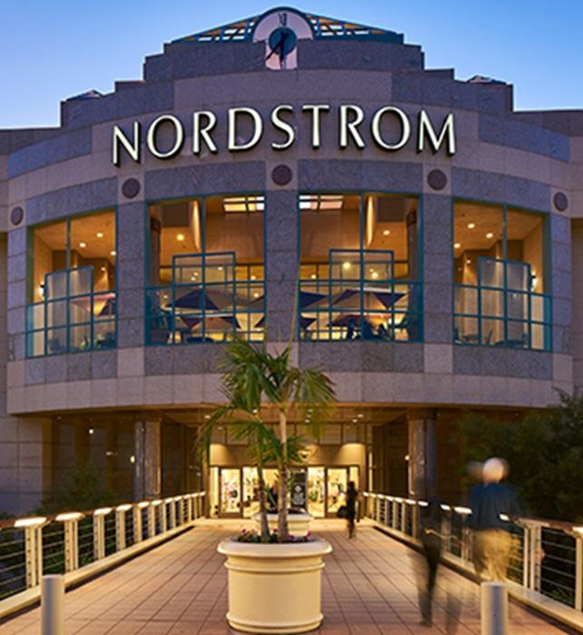 Nordstrom in Shopping Center