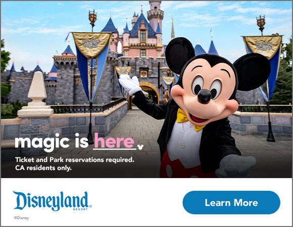 Disneyland Magic is Here